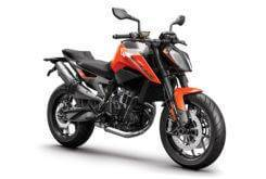KTM 790 Duke 2018 Color naranja 5