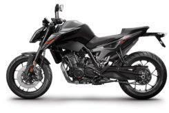 KTM 790 Duke 2018 Color negro 1