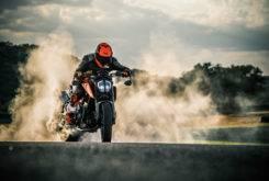 KTM 790 Duke 2018 Fotos accion 4