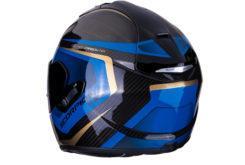 MBKScorpion exo 1400 air carbon esprit blue