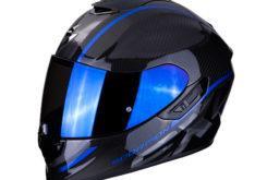 MBKScorpion exo 1400 air carbon grand blue