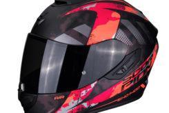 MBKScorpion exo 1400 air sylex matt black red