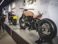 MBKVisita Fabrica Triumph museo 6744