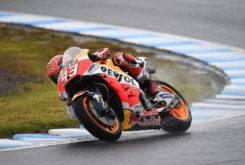 Marc Marquez MotoGP 2017 lluvia