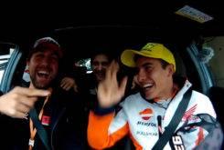 Marc Marquez gorra Rossi