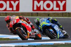 Marquez MotoGP Australia 20185