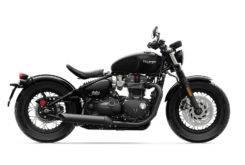 Triumph Bonneville Bobber Black 2018 11