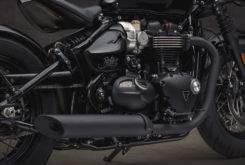 Triumph Bonneville Bobber Black 2018 39