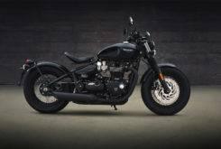 Triumph Bonneville Bobber Black 2018 48