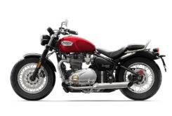 Triumph Bonneville Speedmaster 2018 60