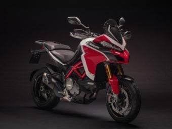 Ducati Multistrada 1260 Pikes Peak 2018 13