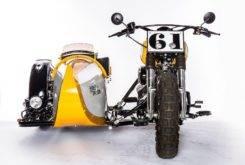 Harley Davidson Softail Fat Boy Special sidecar Hardcore Customs 03