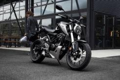 Honda CB125R 2018 Fotos estaticas 1