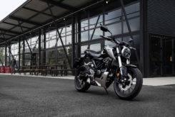Honda CB125R 2018 Fotos estaticas 11