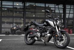 Honda CB125R 2018 Fotos estaticas 7