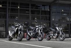 Honda CB125R 2018 Fotos estaticas 8