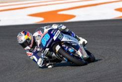 Jorge Martin pole GP Valencia Moto3