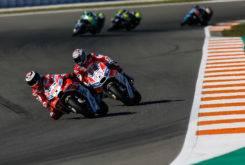 Lorenzo Dovizioso Valencia MotoGP 2017