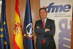 Manuel Casado Presidente RFME