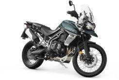 Triumph Tiger 800 XCA 2018 Color Azul 1