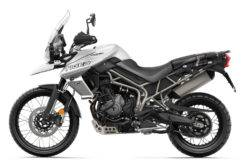 Triumph Tiger 800 XCA 2018 Color Blanco 3