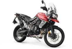 Triumph Tiger 800 XCA 2018 Color Rojo 1