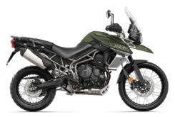 Triumph Tiger 800 XCX 2018 Color Verde 6