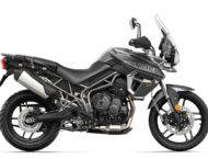 Triumph Tiger 800 XRT 2018 Color Gris 6
