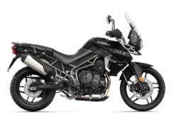Triumph Tiger 800 XRX 2018 Color Negro 6