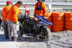 Valentino Rossi caida Test Valencia MotoGP 2018 5