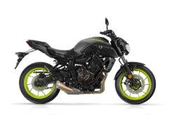 Yamaha MT07 2018 Colores 2
