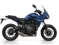 Yamaha MT07 Tracer 700 2018 Perfil