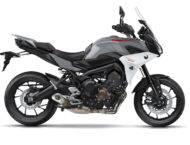 Yamaha MT09 Tracer 900 2018 Perfil