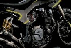 Yamaha XJR1300 Mya VR46 Valentino Rossi 08