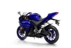 Yamaha YZF R125 2018 20