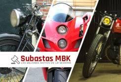 subastas de motos mbk 23