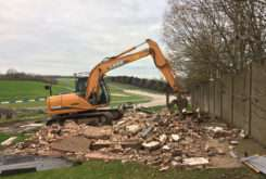 Donington Park remodelacion 2018