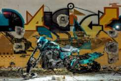 Harley Davidson Sportster Roadster de nieve Banka Bystrica 03