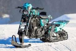 Harley Davidson Sportster Roadster de nieve Banka Bystrica 05