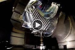 Video fabricacion chasis Kalex Moto2