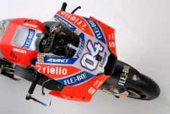 Ducati Desmosedici GP18 MotoGP 2018 Jorge Lorenzo Andrea Dovizioso 22