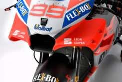 Ducati Desmosedici GP18 MotoGP 2018 Jorge Lorenzo Andrea Dovizioso 3
