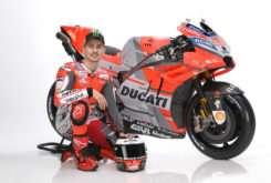 Ducati Desmosedici GP18 MotoGP 2018 Jorge Lorenzo Andrea Dovizioso 64