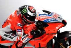 Ducati Desmosedici GP18 MotoGP 2018 Jorge Lorenzo Andrea Dovizioso 70