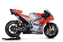 Ducati Desmosedici GP18 MotoGP 2018 Jorge Lorenzo Andrea Dovizioso 83