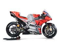 Ducati Desmosedici GP18 MotoGP 2018 Jorge Lorenzo Andrea Dovizioso 89