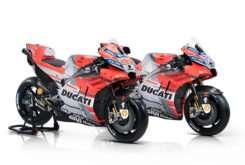 Ducati Desmosedici GP18 MotoGP 2018 Jorge Lorenzo Andrea Dovizioso 92