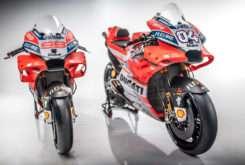Ducati Desmosedici GP18 MotoGP 2018 Jorge Lorenzo Andrea Dovizioso 93