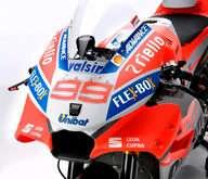 Ducati Desmosedici GP18 MotoGP 2018 Jorge Lorenzo Andrea Dovizioso 01