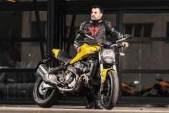 Ducati Monster 821 2018 pruebaMBK 09